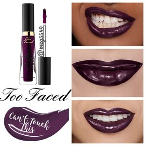 Too Faced Melted Latex In You can't Touch This